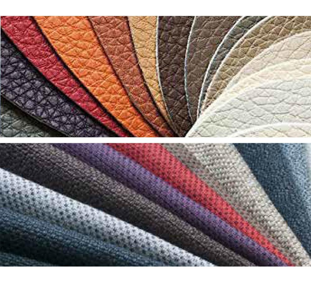 Custom Lift & Recline Chairs - Fabrics